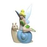 Westland Giftware -  Tinker Bell Tinks Snail Ride Salt and Pepper Shaker Set 0748787185458