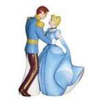 Westland Giftware -  Cinderella and Prince Charming Salt and Pepper Shaker Set 0748787195778