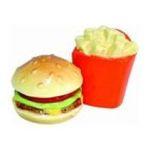 Westland Giftware -  Hamburger Burger & Fries Salt & Pepper Shakers S/P 0748787934186