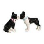 Westland Giftware -  Boston Terrier Dogs Pups Salt & Pepper Shaker S/P 0748787934667