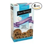 Aunt gussie's -  Aunt Gussie's No Sugar Added Cookies Chocolate Chip Almond Boxes 0750397970072