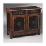 Antique Reproductions, Inc. -  Cabinet in Antique Medium Brown 0750457018133