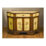Antique Reproductions, Inc. -  AA Importing | AA Importing Cabinet in Medium Wood 49542 0750457030883