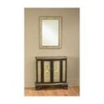 Antique Reproductions, Inc. -  Two Door Console and Mirror Set 0750457038476