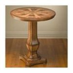 Antique Reproductions, Inc. -  Bar Table in Medium Brown 0750457041742