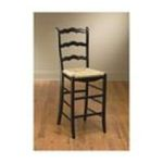 Antique Reproductions, Inc. -  Barstool in Black 0750457048536