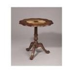 Antique Reproductions, Inc. -  Lamp Accent Table 0750457063119