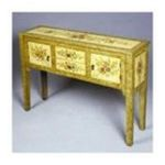 Antique Reproductions, Inc. -  Two Door and Two Drawer Console Table 0750457404967