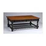 Antique Reproductions, Inc. -  Coffee Table in Black 0750457458991