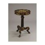 Antique Reproductions, Inc. -  Tea Table in Dark Brown 0750457463698