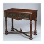 Antique Reproductions, Inc. -  2 Drawer Writing Desk 0750457471136