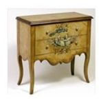 Antique Reproductions, Inc. -  Two Drawer Chest in Light Wood 0750457478609