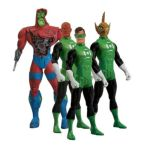 DC Direct -  Green Lantern Action Figure Box Set 0761941269375