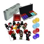 DC Direct -  Cover Girls Of The Dc Universe Poker Set 0761941294803