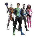 DC Direct -  Green Lantern Blackest Night Action Figure Box Set 0761941304564
