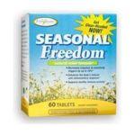 Enzymatic -  Seasonal Freedom 60 tablet 0763948013968