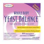 Enzymatic -  Whole Body Yeast Balance 1 kit 0763948082803