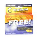Enzymatic -  Heartburn Free 10 softgel capsule 0763948091102