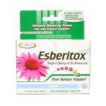 Enzymatic -  Esberitox 200 Chewable Tablets 200 chewable tablet 0763948099528
