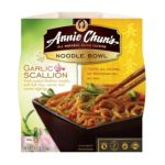Annie chun's - All Natural Asian Cuisine Noodle Bowl Garlic Scallion 0765667100103  / UPC 765667100103