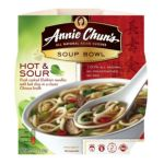 Annie chun's - Noodle Soup Hot And Sour 0765667100202  / UPC 765667100202