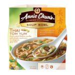 Annie chun's - Soup Bowl Thai Tom Yum 0765667100509  / UPC 765667100509