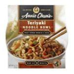 Annie chun's -  Noodle Bowl Teriyaki 0765667103876