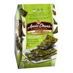 Annie chun's -  Roasted Seaweed Snacks Wasabi 0765667110201