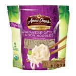 Annie chun's - Japanese Udon Asian Freshpak Chilled Noodles 0765667150207  / UPC 765667150207