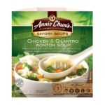 Annie chun's -  Chicken & Cilantro Wonton Soup Bowl 0765667160107