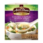 Annie chun's - Chicken & Garlic Wonton Soup Bowl 0765667160206  / UPC 765667160206