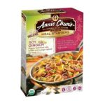 Annie chun's -  Organic Soy Ginger Asian Meal Starter 0765667225653