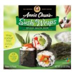 Annie chun's - Sushi Wraps Sticky White Rice 0765667400302  / UPC 765667400302