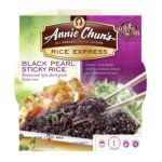 Annie chun's - Rice Express Black Pearl Sticky Rice 0765667400609  / UPC 765667400609