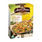 Annie chun's - Organic Chow Mein Asian Meal Starter 0765667627006  / UPC 765667627006