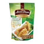 Annie chun's -  Organic Shiitake & Vegetable Potstickers 0765667900703