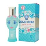 Anna Sui - Dolly Girl On The Beach Perfume For Women Personal Fragrances 0766124133634  / UPC 766124133634
