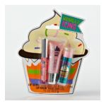 Simple - Pleasures Cupcake Vanilla Icing Lip Gloss And Lip Balm Gift Set 0.52 fluid oz, 0.52 fluid oz 0767014979844  / UPC 767014979844