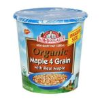 Dr. Mc Dougall -  Big Cup Hot Cereal Organic Maple 4 Grain 0767335000067