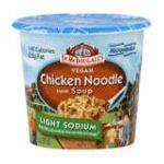 Dr. Mc Dougall -  Light Sodium Chicken Noodle Flavor Soup 0767335000807