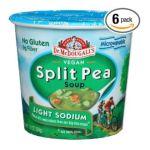 Dr. Mc Dougall -  Dr. Mc Light Sodium Split Pea Soup Gluten Free 0767335000814