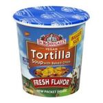 Dr. Mc Dougall -  Vegan Tortilla Soup With Baked Chips Cups 0767335011001