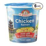Dr. Mc Dougall -  Chicken Ramen Vegetarian Chicken Flavor Made With Organic Ramen 0767335011179