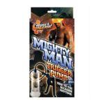 Doc Johnson -  Mighty Man Trigger Penis Pump 1 pump 0782421602710