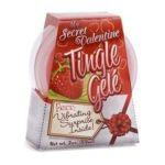 Doc Johnson -  My Secret Tingle Gel Strawberry Flavored Lubricant 0782421972318