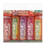 Doc Johnson -  Hot Motion Lotion Variety Flavors Bottles In 0782421995119