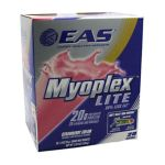 EAS -  Lite Nutrition Shake With Sucralose Strawberry Cream 20 Packets 20 packets 0791083005081