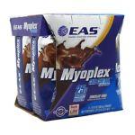 EAS -  Myoplex Carb Control Drink Chocolate Fudge 24 Shakes From 0791083006071