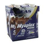 EAS -  Myoplex Original Ready-to-drink Nutrition Shake Chocolate Fudge 0791083006125