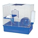 Ware Manufacturing -  Home Sweet Home Purple 2 Story Hamster Cage 0791611019948